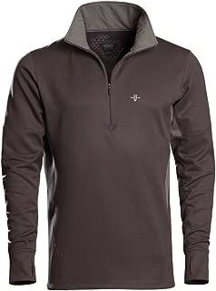 Vargo Men's Bedrock 1/4 Zip Long-Sleeve Shirt