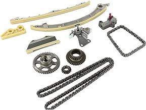 DNJ TK242 Timing Chain Kit/For 2008-2015/ Acura, Honda/Accord, Civic, CR-V, Crosstour, ILX, TSX/ 2.4L/ DOHC/ L4/ 16V / 2354cc / K24Y2, K24Z2, K24Z3, K24Z6, K24Z7
