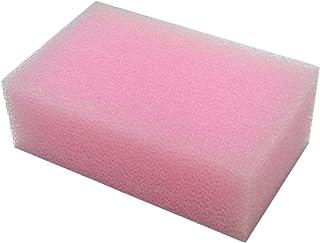 日本珪華化学工業 水切れよく衛生的 ハイホーム クリーンスポンジ 《ピンク》 7.5×11.5×3.5cm