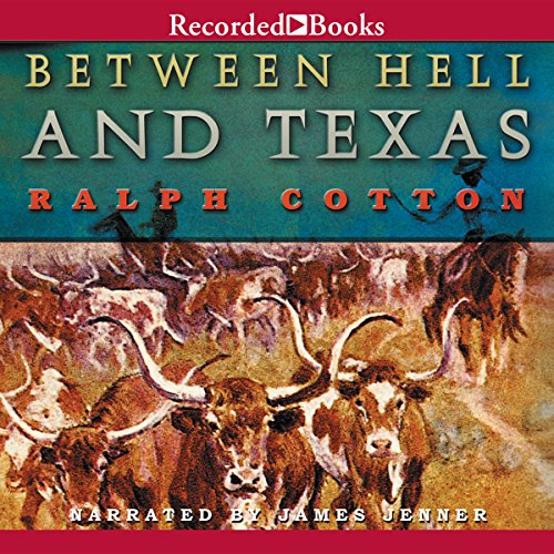 Between Hell and Texas  By  cover art