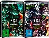 S.R.I. und die unheimlichen Fälle Vols. 1+2 (4 DVDs)