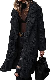 Best teddy jacket black Reviews