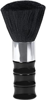 TRIXES Ergonomic Hairdressing Deluxe Salon and Barber Neck Brush - Removes Head and Facial Hair Clippings