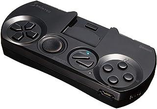SMACON 専用クリップ無しモデル 本体のみ ゲームパッド ゲームコントローラー Bluetooth 無線 pc用 スマホ用 Android Windows