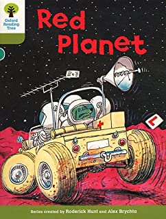 red planet oxford reading tree