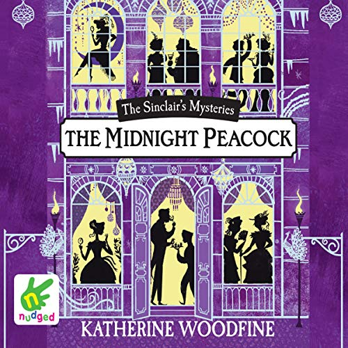 The Midnight Peacock     The Sinclair's Mysteries, Book 4              By:                                                                                                                                 Katherine Woodfine                               Narrated by:                                                                                                                                 Jessica Preddy                      Length: 7 hrs and 41 mins     2 ratings     Overall 4.5