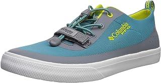 حذاء قارب Dorado CVO PFG للرجال من Columbia مقاوم للماء والبقع