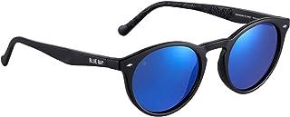 BLUE BAY Sacalia, Gafas de Sol Polarizadas para Hombre y Mujer, 100% Protección UV, Material Reciclado, Ligeras y Flexibles