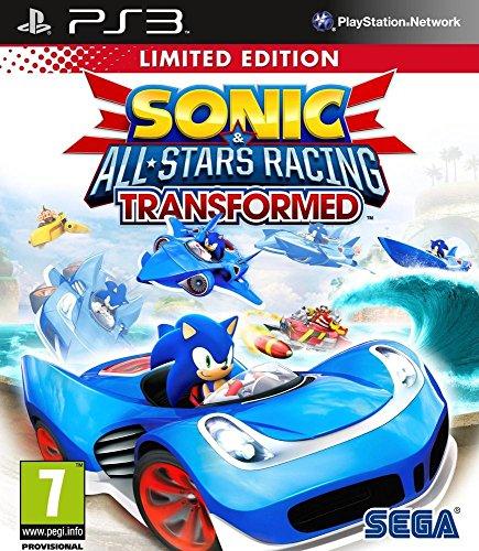 Sonic & All-Stars Racing : Transformed - édition limitée [Importación francesa]