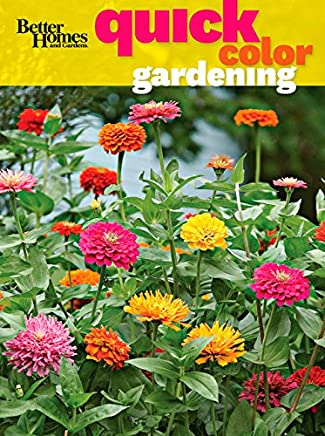 Better Homes and Gardens Quick Color for Your Garden
