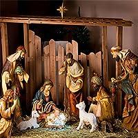 csfoto 4x 4ft背景のベビーシャワー宗教イエスキリストMind BirthクリスマスフルサイズNativity Scene Cradling Lamb写真バックドロップ新しい子供赤ちゃん写真Studioプロップビニール壁紙