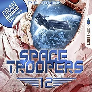 Der Anschlag     Space Troopers 12              Autor:                                                                                                                                 P. E. Jones                               Sprecher:                                                                                                                                 Uve Teschner                      Spieldauer: 2 Std. und 34 Min.     473 Bewertungen     Gesamt 4,5