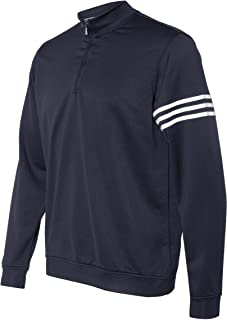 adidas Golf Men's 3-Stripes Layering Top, Mens, TM4106S3