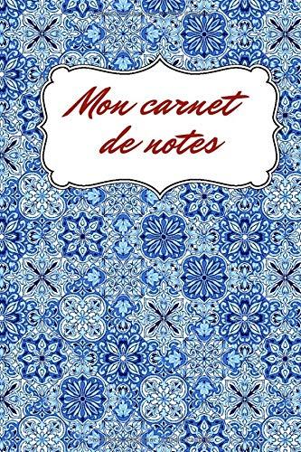 Mon Carnet de Notes: Journal/ carnet de notes ligné à remplir de ses idées, ses rendez-vous, mémos, citations, souvenirs, de sa to do list,.../ petit ... avec soi/ idée cadeau / voyage au Portugal