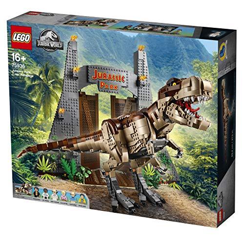 LEGO Jurassic World 75936 Confidential, Multicolore
