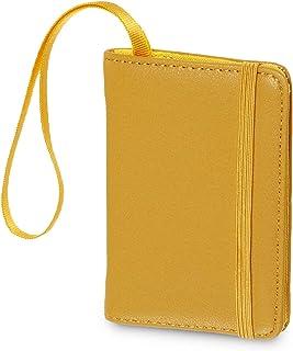 Moleskine Classic Luggage Tag Mustard Yellow