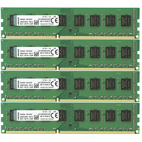 Memoria Ram Ddr3 32Gb Marca Kingston