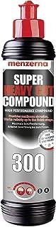 Menzerna super heavy cut 300 pleine santé compound pâte 250 ml