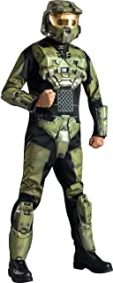 Halo 3 Deluxe Master Chief Costume With Helmet