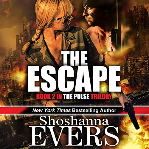 The Escape Audiobook By Shoshanna Evers cover art