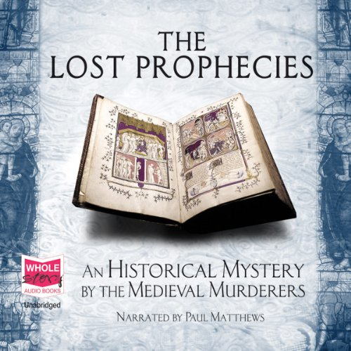 The Lost Prophecies audiobook cover art