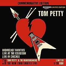 Tom Petty - Commemorative edition limited box