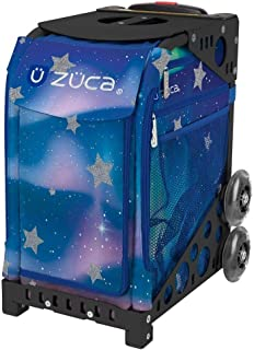 ZUCA Sport Suitcase with Built-in Seat - Aurora Insert Bag, Choose Your Frame Color