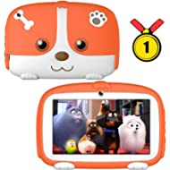 Kids Tablets,7inch Kids Android Tablets for Kids 1G+16G Android9.0 Quad Core Kids Tablets with...