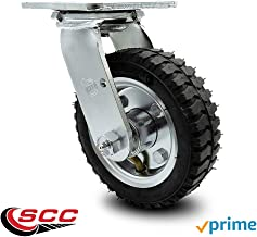 Best 6 inch pneumatic wheels Reviews