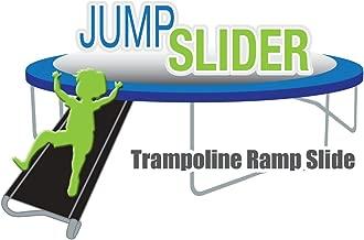 Trampoline Wide 2-Step Ladder with Safety Latch   Trampoline Wide 3-Step Ladder with Safety Latch   Jump Slider Trampoline Slide   [Lifetime Parts Warranty]
