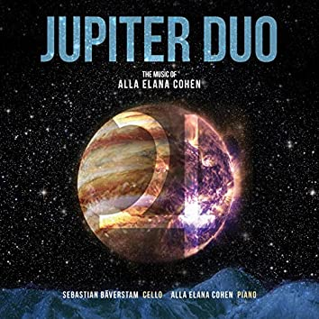 Jupiter Duo: The Music of Alla Elana Cohen