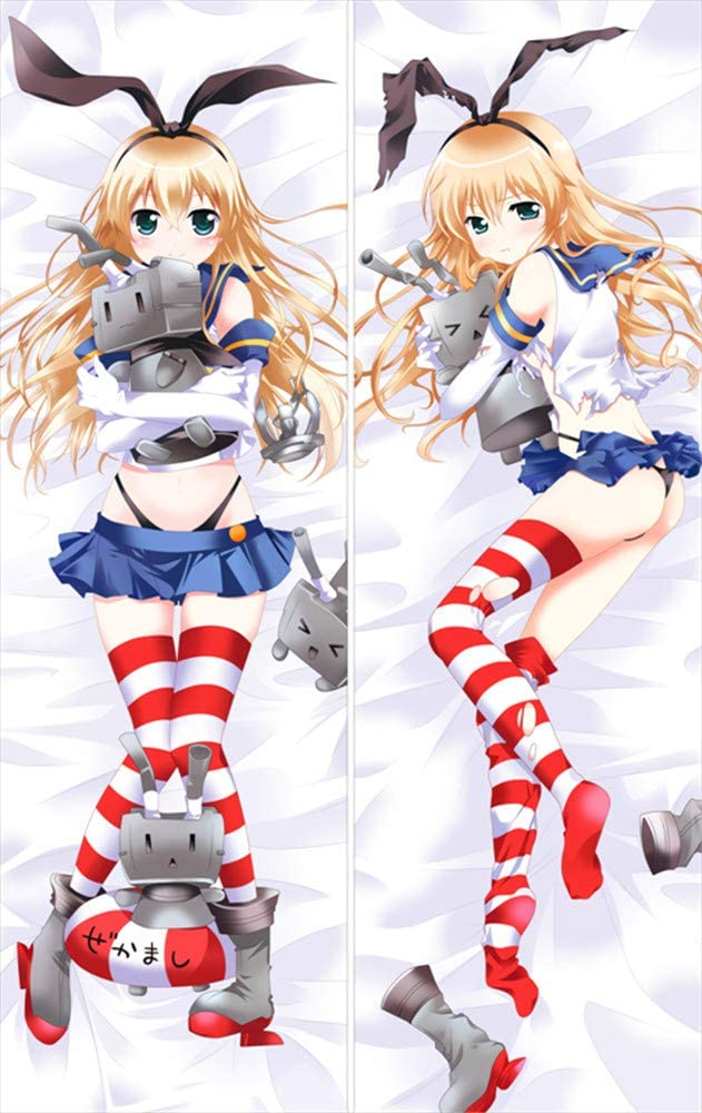 Kantai CollectionDestroyer Shimakaze 180 x 60cm Skin Peach Pillo New products world's highest El Paso Mall quality popular