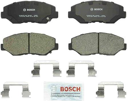 Fits Toyota Tacome Pickup Front Disc Brake Pad Set Bosch QuietCast BP433 D433