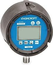 Ashcroft Gauge, Pressure, Digital - 452074SD02L600BL
