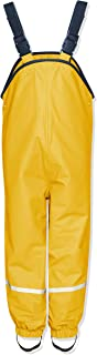 Playshoes Fleece-trägerhose Pantalones Impermeable Unisex niños