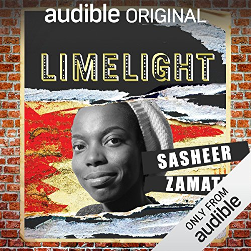Ep. 11: Intelligent Design With Sasheer Zamata (Limelight) audiobook cover art