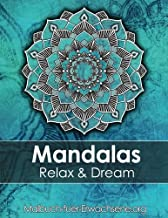 Mandala colouring book for adults: Meditation, Relaxation & Stress Relief: +BONUS 60 free Mandala colouring pages (PDF to print)