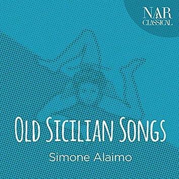 Old Sicilian Songs