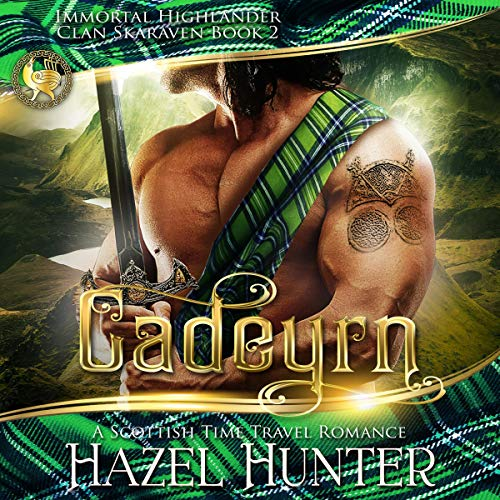 Couverture de Cadeyrn (A Scottish Time Travel Romance)