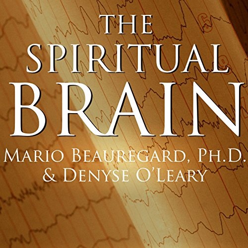 The Spiritual Brain audiobook cover art