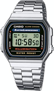 Casio Men's A168W-1 Watch