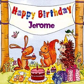 Happy Birthday Jerome