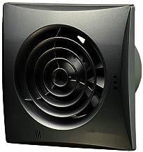 Siku Ventilateur dextraction Adorno 100/Radio Confort avec programme hebdomadaire