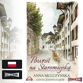 Powrót na Staromiejska audiobook cover art