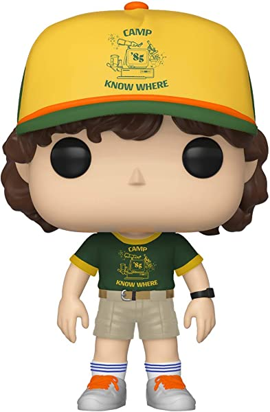 Funko Pop Television Stranger Things Dustin At Camp