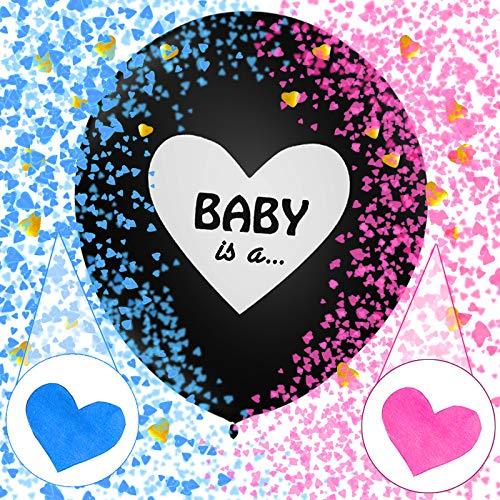 Niño o Niña Globo,Baby Shower Party,Gender Reveal Decoration,Boy or Girl Party,Niño o Niña Sorpresa,Boy or Girl Baby Shower