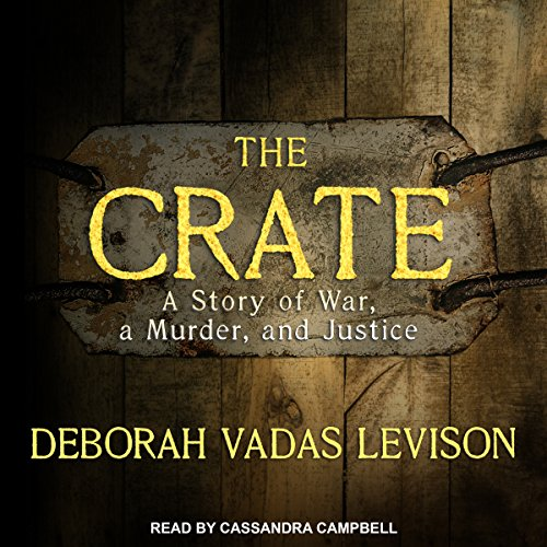 The Crate audiobook cover art