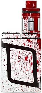 Skin Decal Vinyl Wrap for Smok AL85 Alien Baby Kit Vape stickers skins cover/Blood Splatter Dexter