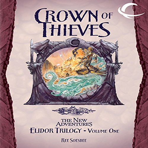Crown of Thieves audiobook cover art