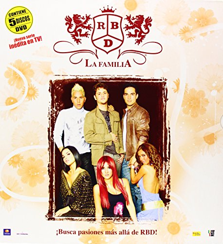 Rebelde La Familia [DVD]